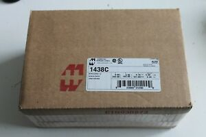Hammond Manufacturing 1438c new Screw Cover Junction Box 8 00 x4 00 x4 75
