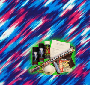 Hydrographics Dip Kit Activator Water Transfer Film Hydro Side Swipe