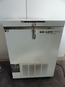 So low C85 3 Chest Freezer Ultra Low Laboratory 85 Degrees Low Temperature