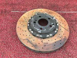 Mercedes W218 W212 E63 Cls63 Amg Front Rotor Rotors Brake Disc Assembly Oem