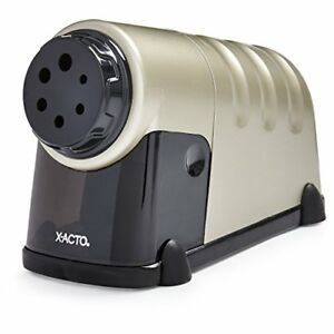 X acto High Volume Commerical Electric Pencil Sharpener Model 41 Beige