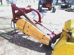 Used New Holland 452 7 Ft Disc Mower Can Ship 1 85 Per Mile
