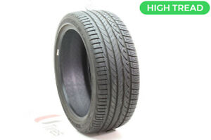 Used 235 40r18 Dunlop Signature Hp 95w 9 32