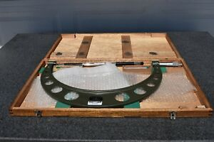 Used Mitutoyo Outside Micrometer 103 192a 15 16
