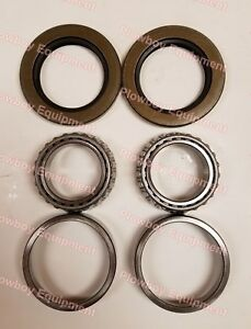 B93176 Wheel Bearing Kit For Case Ih Skid Steer Loader 1830 1835 1838 1840 1530b
