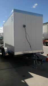 Mobile Walk In Cooler freezer trailer And Box Only