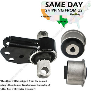 Front Differential Mount Set 52114354aa For 05 10 Jeep Grand Cherokee Commander