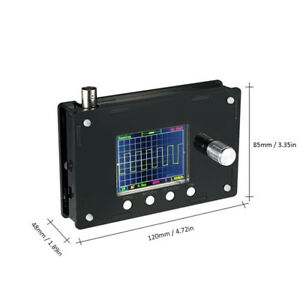 Dso328 2 4 Tft Handheld Pocket size Digital Mini Oscilloscope
