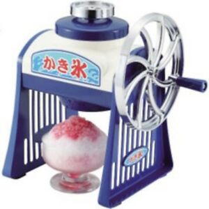 Pearl Metal Manual Ice Machine Shaved Ice Antique From Japan D 1400