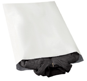 Commercial Grade Poly Mailers 2 4 Mil Pick Quantity And Size Mailing Envelopes