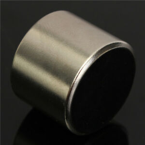 N52 Super Strong Round Cylinder Magnet 25x20mm Rare Earth Neodymium Magnet Usa