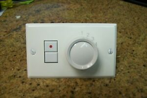 Master Switch white 9 Position On off Switch Station Ge Rr7