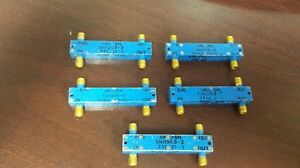 Anaren 1a0565 3 Hybrid Couplers Lot Of 5