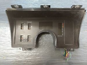 82 89 Camaro Digital Instrument Dash Cluster Housing Bezel