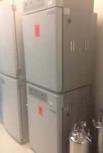 Sheldon Mfg Vwr 2350mp Double Stack Co2 Water Jacketed Incubator