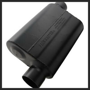 Flowmaster Super 44 Series Muffler 3 Inch Inlet And Outlet 943048