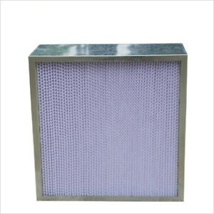 320 320 220mm 99 99 Air Dust Particle Filter Unit For Clean Room Ffu g01 Xh