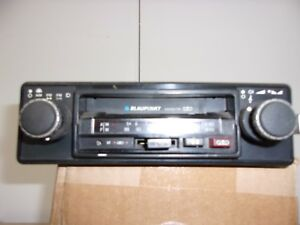 Blaupunkt Model Cr 4095 Am Fm Cassette Car Radio