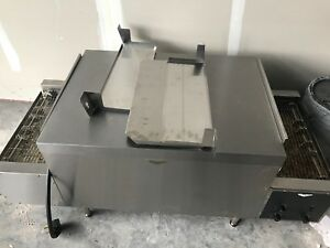 Used Restaurant Equipment Belleco Pizza Oven Jpo 18 New Only Used One Week