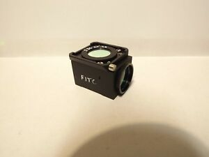 Nikon Fluorescence Filter Cube Fitc Optiphot Labophot Microphot 350 Df 30