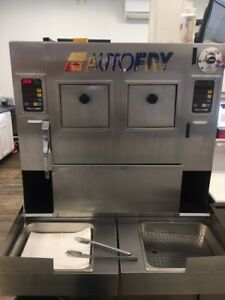 Autofry Ventless Automated Electric Fryer Mti 40e