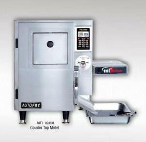 Autofry Ventless Automated Electric Fryer Mti 10x