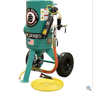 Abrasive Blast Pot Sandblasting Machine Portable 3 0 Cu Ft 85 Liters