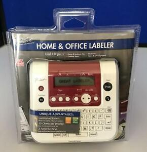 New Brother Pt 1280sr P touch Electronic Labeling System Home Office Labeler