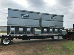 200 Ton Evapco Cooling Towers Lsta 8 123