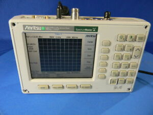 Anritsu Ms2711d Spectrum Analyzer 30 Day Warranty