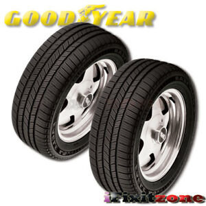 2 Goodyear Eagle Ls 2 P195 65r15 89s Performance Tires