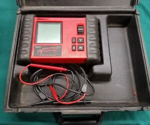 As Is Snap on Mt2400 Eetm300a Vantage Diagnostic Power Graphing Meter Module
