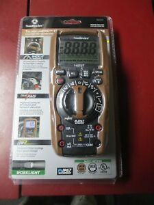 New Southwire 14070t True Rms Cat Iv Multimeter
