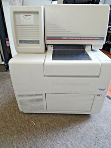 Beckman Coulter P ace Mdq Capillary Electrophoresis System For Parts