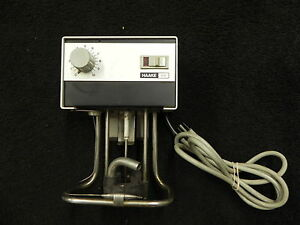 Haake Type E12 Heated Water Bath Circulator Recirculating E 12 Mixer Used