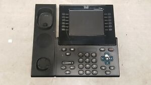 Cisco Cp 9971 Voip Video Phone Camera