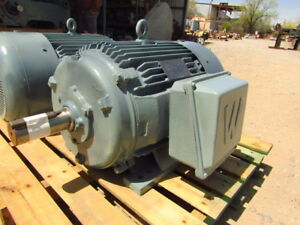 New Old Stock Worldwide Electric 50 Hz 30 Hp 1000 Rpm Three Phase Motor