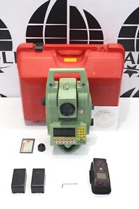 Leica Tcr1105 Total Station