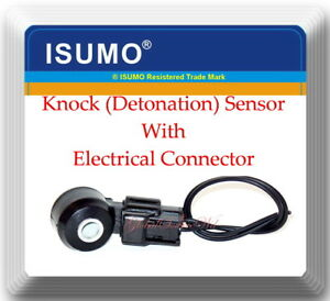 22060 7b000 Knock Sensor With Electrical Connector Fits Mercury Nissan
