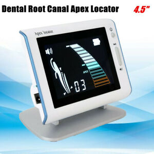 Hd Dental Apex Locator Apical Root Canal Finder Measure 4 5 Clear Bright Lcd