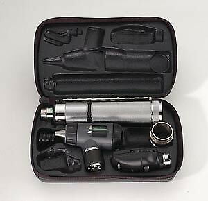 Welch Allyn 3 5v Macroview Otoscope ophthalmoscope Sets
