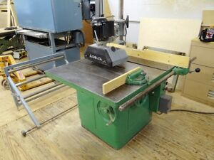 Delta Milwaukee Crescent 12 14 Table Saw W Feeder