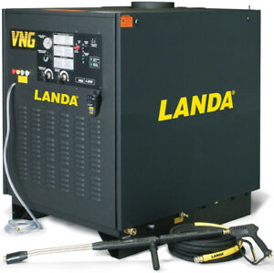 Open Box Landa Vng4 20024a 1ph Natural Gas 4gpm 2000psi Pressure Washer