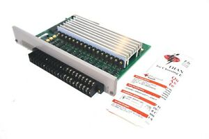Repaired Siemens 505 4732 Output Module 5054732