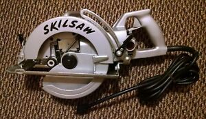Skilsaw 825 Worm Drive Heavy Duty Corded Circular Saw 8 1 4 In Nos All Metal