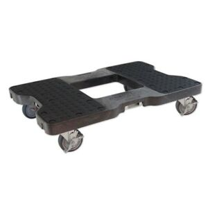 Furniture Moving Dolly Appliance Heavy Duty Mover Caster 1500 Lb Capacity Black