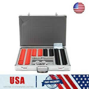 266pcs Optical Trial Lens Set Optometry Kit Case free Trial Frame cross Cylinder