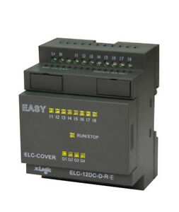 Plc Programmable Logic Controller 8 Dc In 4 Out Ttl Transistor W Software