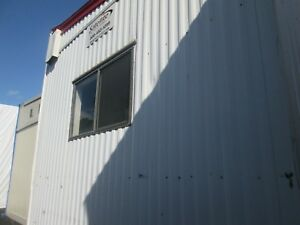 Used 2007 24 x60 Doublewide Mobile Office Trailer S 6243a b Kc