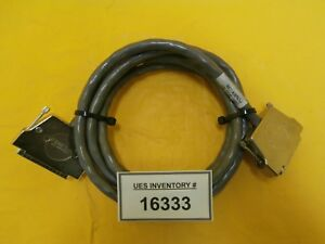 Brooks Automation 2002 0012 07 Robot Power Cable 2 1m Used Working